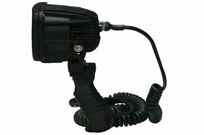 Spotlight Led Handheld Hunters Larson Electronics Rejoice