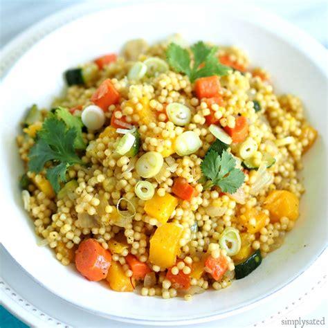 moroccan couscous recipe moroccan couscous foto
