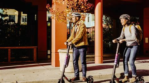 Lyft Motorized Scooters Expanding Service Area In Dallas