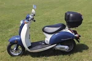 2005 Honda Metropolitan Ii Moped Scooter W   Cover