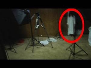 Ghost caught on video tape 1 (The Haunting) - YouTube