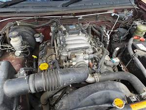 Holden Rodeo Engine Petrol  3 5  6ve1  Ra  03  03 06 03