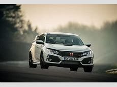 Honda's Civic Type R Takes on the Nürburgring and Wins