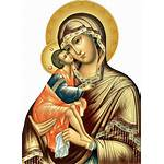 Mary Mother Deviantart Child Icon Madonna Wonder