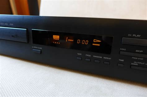 cd player yamaha yamaha cdx 450 cd player sound ebay