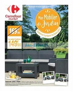 Mobilier Jardin Carrefour : catalogue carrefour market du 2 au 25 mars 2018 mobilier de jardin ~ Teatrodelosmanantiales.com Idées de Décoration
