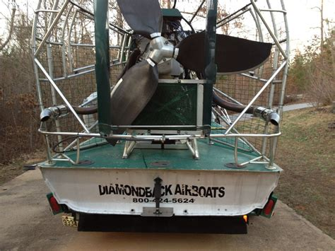 Airboat Exhaust by Exhaust Turnouts Southern Airboat