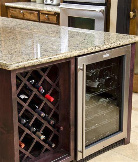 modern ideas  wine storage   kitchen  dining room