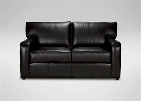 Ethan Allen Sofa Track Arm by Retreat Track Arm Leather Sofa Ethan Allen