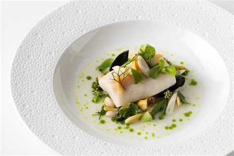 gordon ramsay cuisine clare smyth 39 s seabass recipe stir it up magazine