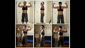 P90X + Insanity Fusion (Female Results) - Part 2 - YouTube