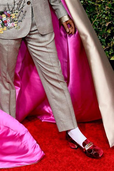 Golden Globes Pose Star Billy Porter Does The Damn