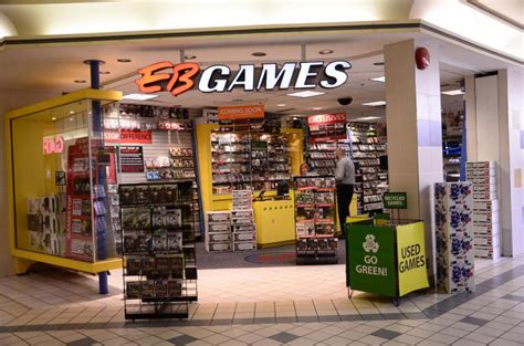 EB Games Store