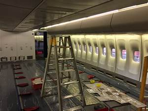 How to Refurbish a Boeing 747-400