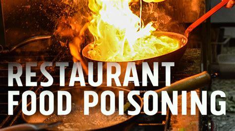 popular orlando restaurant  center  food poisoning