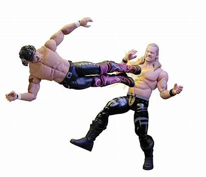 Figures Aew Unrivaled Wrestling Jazwares Action Figure