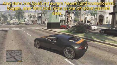 Gta5 bugatti chiron in story mode   finding and customizing. GTA 5 Story Mode - Secret Bugatti Location Deutsch/HD - YouTube