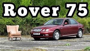 Rover 75 Endschalldämpfer : 2003 rover 75 regular car reviews youtube ~ Kayakingforconservation.com Haus und Dekorationen