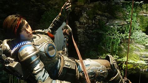 gears 5 targeting 60 fps for caign and multiplayer on