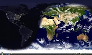 Living Earth Desktop Wallpaper
