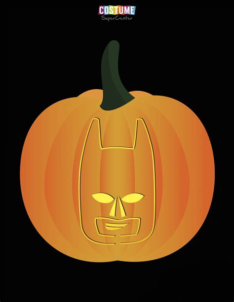 batman pumpkin carving templates free and free printable themed pumpkin carving stencils all for the boys