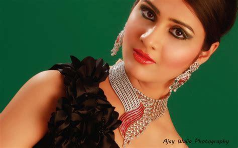 Fashion Jewelry Model Photography