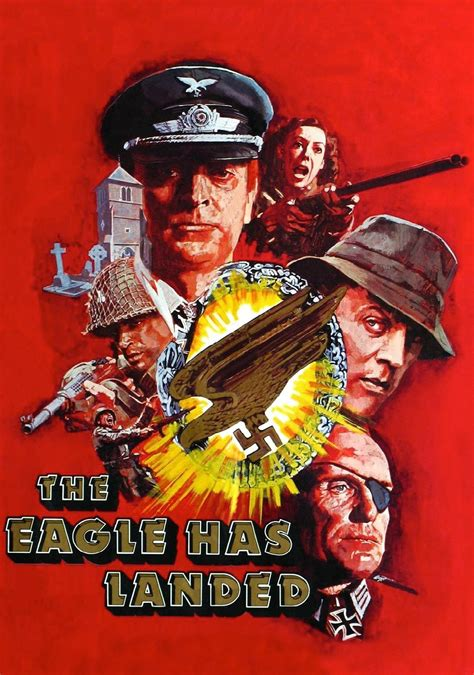 The Eagle Has Landed | Movie fanart | fanart.tv