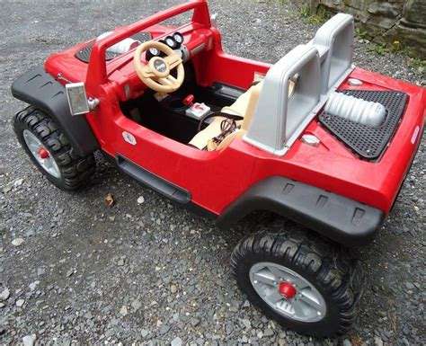 kids red jeep red jeep hurricane power wheels ride on toy kids kids
