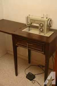 sears kenmore zig zag sewing machine in cabinet for sale in jackson mississippi classified