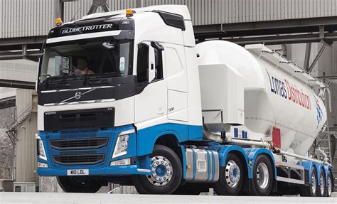 who makes volvo trucks lomas distribution makes major investment with 70 volvo