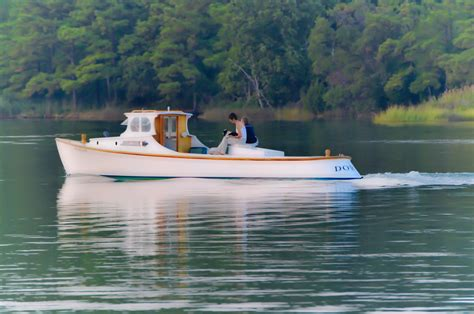 Draketail Boat by Hooper Island Draketail Deadrise Workboat On Harris Creek