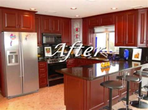 cabinet refacing kitchen cabinet gallery youtube