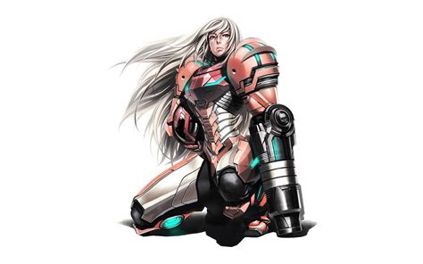 Nintendo Samus Aran Metroid Prime Fan Art Video Games