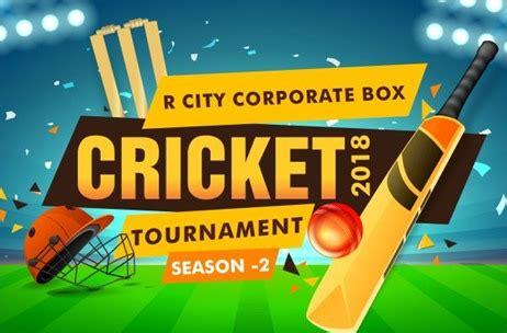 city mumbai announces corporate box cricket tournament