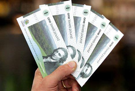 New Pound Notes Worth Money