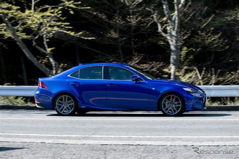 sporty lexus blue lexus is 300h f sport in ultra blue