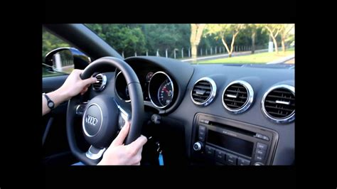 Audi Roadster Tfsi Canal Top Speed Youtube