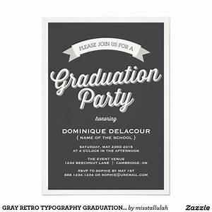 Unique Ideas For College Graduation Party Invitations ...