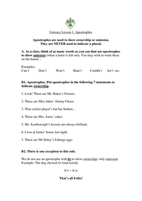 punctuation worksheets by theconnaughtschool teaching