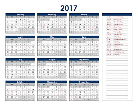 microsoft excel calendar template microsoft excel calendar template 2017 calendar template excel