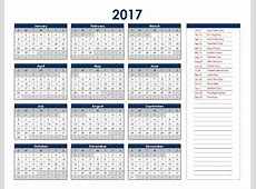 Excel Yearly Calendar Template calendar template excel