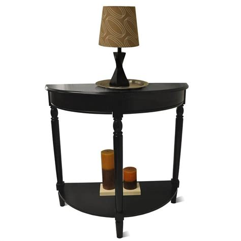 french country entryway table entryway table black 6042182bl