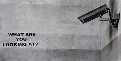 Security Graffiti Cctv Walls Wallpapers Wall Recognition