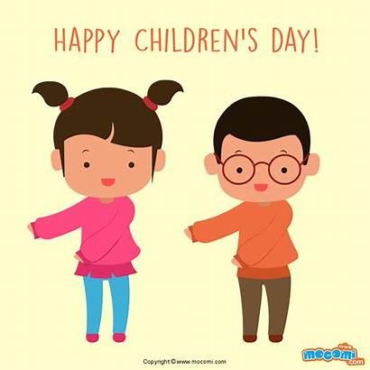 Happy Children Late Childhood Universal Rights Child