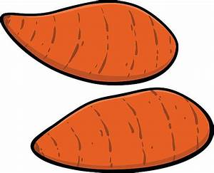 Sweet Potato Clip Art, Vector Images & Illustrations - iStock