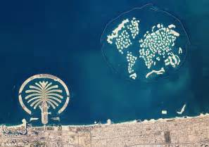 world islands is it the end of the world nasa picture