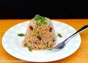 Rice with Coca-Cola and Raisins (Arroz con Coca- Cola y ...
