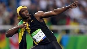 The Origin Of Usain Bolt U0026 39 S Victory Pose