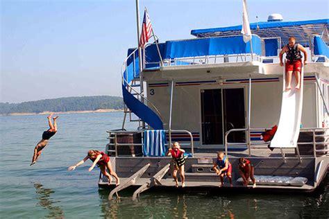 houseboat rentals conley bottom resort
