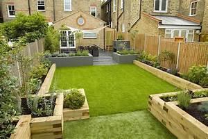 Erstaunlich Reihenhaus Gartengestaltung Reihenhausgarten